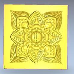 q1.JPG Download free OBJ file Flower 3D  • 3D printer design, Duffer1992