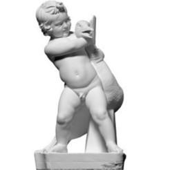 Image0001-1-300x300.jpg Download free OBJ file Child With Goose • Design to 3D print, ThreeDScans