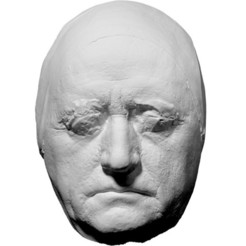 Goethe_Lifemask-1-1024x1024.jpg Download free OBJ file Lifemask of Johann Wolfgang von Goethe • 3D print object, ThreeDScans