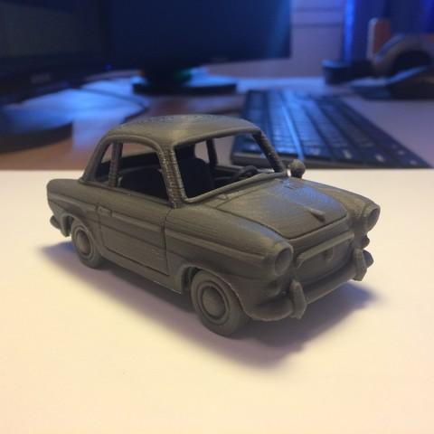 IMG_6515.JPG Télécharger fichier OBJ gratuit Voiture jouet poney • Modèle pour impression 3D, Slava_Z