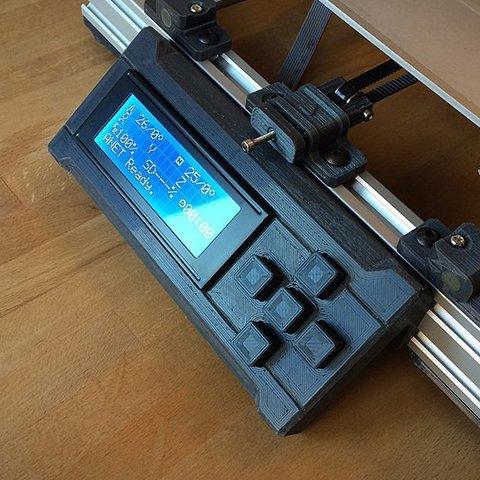 Descargar modelo 3D gratis Estuche LCD Anet AM8, Slava_Z