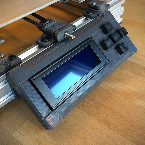 881fe46fa1f8173aab95caa408a182bd_display_large.jpg Télécharger fichier STL gratuit Boîtier LCD AM8 Anet • Design à imprimer en 3D, Slava_Z