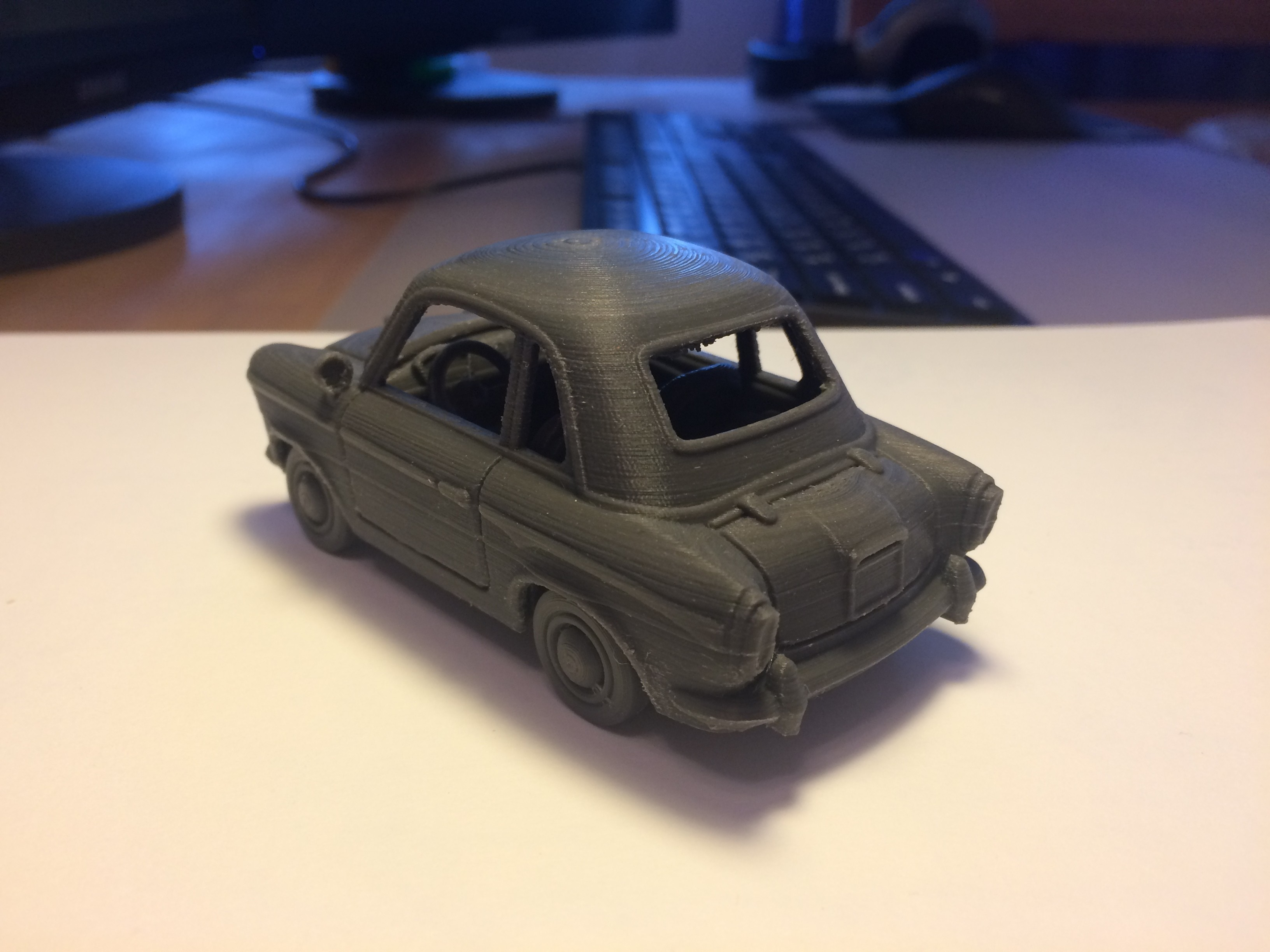 IMG_6517.JPG Télécharger fichier OBJ gratuit Voiture jouet poney • Modèle pour impression 3D, Slava_Z