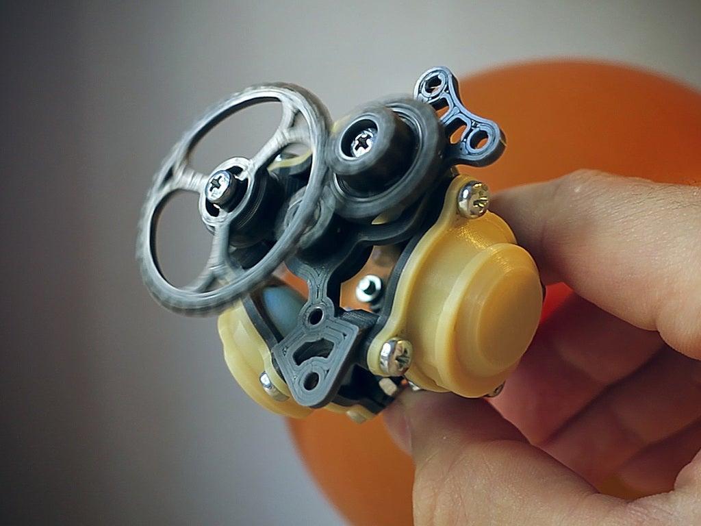 dd6e6b84e7d1aff9df9345eb0f382ad8_display_large.jpg Télécharger fichier STL gratuit Moteur pneumatique radial simple • Modèle pour imprimante 3D, Slava_Z
