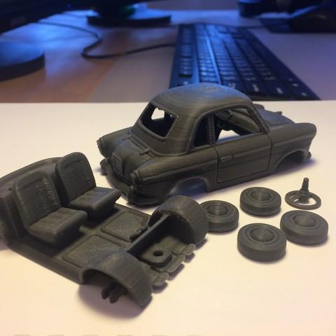 IMG_6510.JPG Télécharger fichier OBJ gratuit Voiture jouet poney • Modèle pour impression 3D, Slava_Z