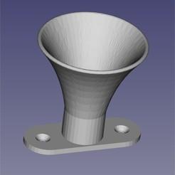 spot led GU5.3.jpg Télécharger fichier STL gratuit Spot LED 12V pour douille GU5.3 • Plan imprimable en 3D, MatthieuB