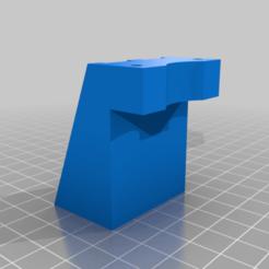 skr_standalone_e10-z_brace38mm.png Download free STL file Anet E10 to SKR TFT35 UART NO BOX (standalone) • 3D print object, apakkapa