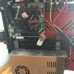 Télécharger plan imprimante 3D gatuit Alfawise U20 Duet Wifi + BMG + e3d V6 + standalone, apakkapa
