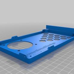 Télécharger fichier impression 3D gratuit Couverture ventilée A20M psu, apakkapa