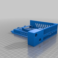 Télécharger modèle 3D gratuit Ender 3 Duet Wifi & Ethernet Case, apakkapa