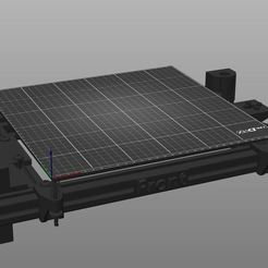 Download free 3D printing files HEVO Bed / Build plate for PrusaSlicer, apakkapa