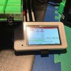 Télécharger objet 3D gratuit PanelDue 4.3 stand, apakkapa