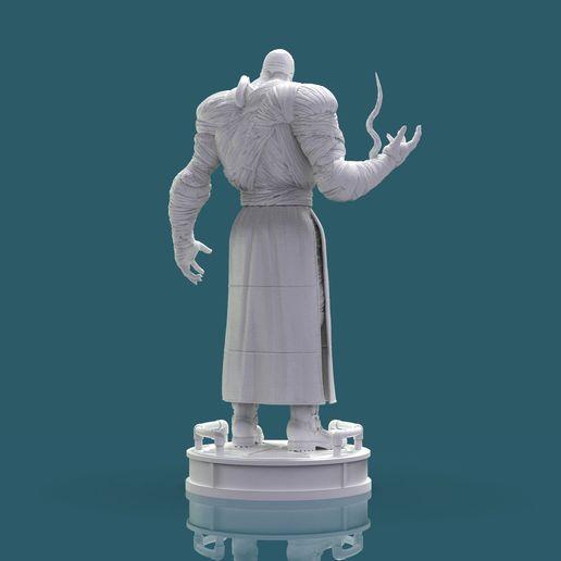 Download 3d Printer Designs Nemesis Resident Evil 3 Remake Version