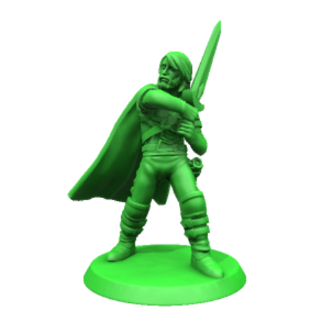 3D printing model Aaron The Ruthless Ranger, marcrotchell33