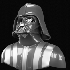 Download 3D printer templates Darth Vader , surojitpk