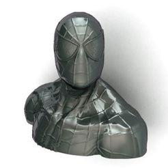 ren.JPG Download STL file spiderman  peter parker • 3D printable design, surojitpk