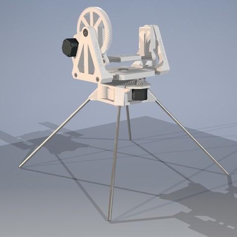 Panohead_2.jpg Download STL file Panohead • 3D print model, Cavada