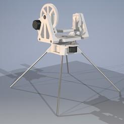 Descargar modelos 3D Panohead, Cavada