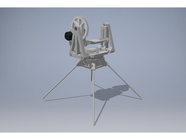 60de50eecd5cec8c3272c4482eddb10f_preview_featured.jpg Download STL file Panohead • 3D print model, Cavada