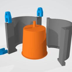 Download 3D printer designs super combo 16 pot moulds, nralo