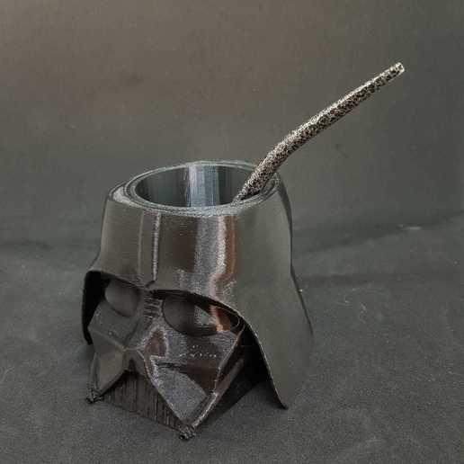 Download 3D printing models Mate Darth Vader 2, nralo