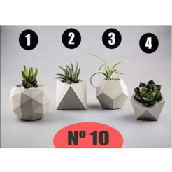 Download 3D printing templates kit x4 pots, nralo