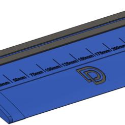 paper cutter .png Download STL file A4 Paper cutter  • 3D print model, DoubekDesign