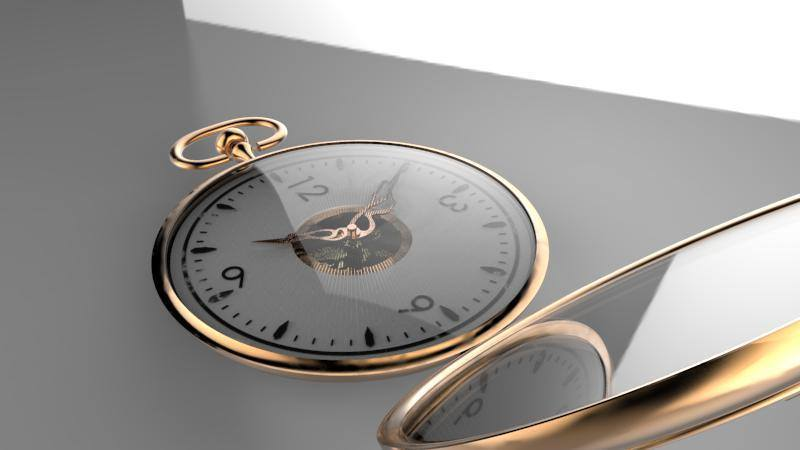 02431282512d3b4d0405ebfccf24c0ad_display_large.jpg Download free STL file pocket watch • 3D printable template, Arzmael