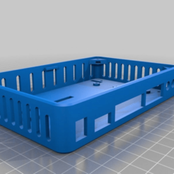 Télécharger fichier imprimante 3D gratuit Boîte de commande pour écran LCD, gmag11