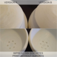 Download free 3D printer files SPHERICAL POT, GeometriaDigital