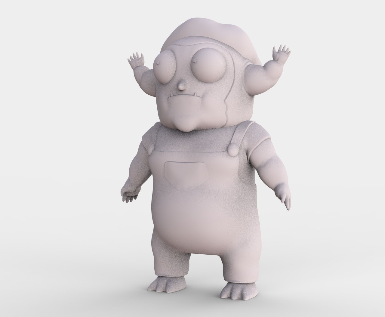 MORTY_JR_R_AND_M.78.jpg Download free STL file Morty Jr Rick and Morty • Template to 3D print, ismael_jiso