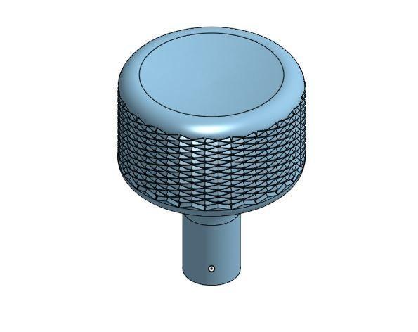 Knob.JPG Télécharger fichier STL gratuit Tranches de guidage • Design à imprimer en 3D, Hectdiaf
