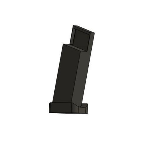 Magazine.JPG Télécharger fichier STL gratuit Boîtier USB 2 • Modèle imprimable en 3D, Hectdiaf