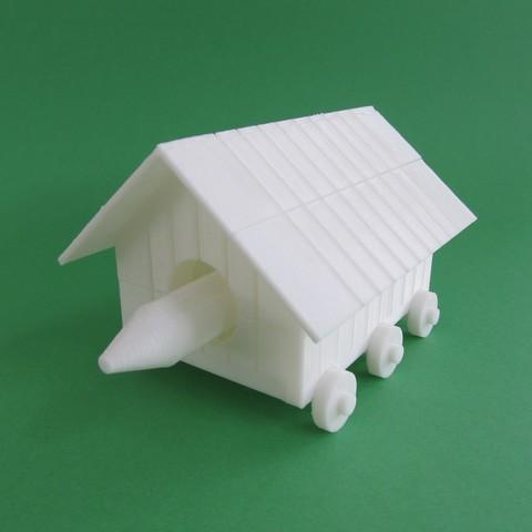 Free 3D model Battering Ram, inProgressDesigns