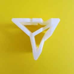 DM_Icon.JPG Download free STL file DM • 3D print design, inProgressDesigns