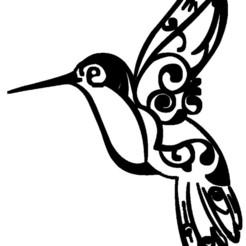 spirale oiseux.jpg Télécharger fichier STL spiral,oiseaux • Design pour imprimante 3D, jenemorel
