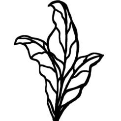feuilles.jpg Télécharger fichier STL feuilles, • Design pour imprimante 3D, jenemorel