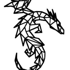 dragon.jpg Télécharger fichier STL dragon, • Design à imprimer en 3D, jenemorel