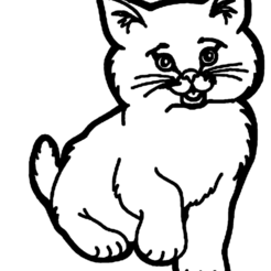 chat.png Télécharger fichier STL chat,stl • Objet à imprimer en 3D, jenemorel