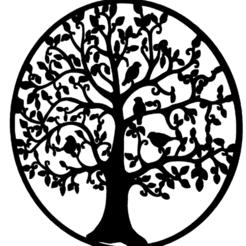 arbre ront .png Télécharger fichier STL arbre,ront • Plan à imprimer en 3D, jenemorel