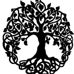 arbres ront.png Télécharger fichier STL arbre,ront • Plan à imprimer en 3D, jenemorel