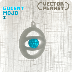 Lucent_Mojo_i_make_01.png Download free STL file Lucent Mojo • 3D printer object, vectorplanet