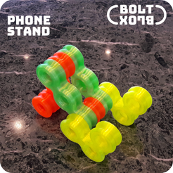 Download free 3D printing models BoltBlox, vectorplanet