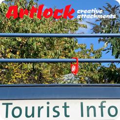 Download STL file ARTLOCK creative attachments • 3D printable model, vectorplanet