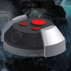 Descargar archivo 3D Detonador de pared Republic Commando - STAR WARS 3D PRINT MODELO, LigonAP