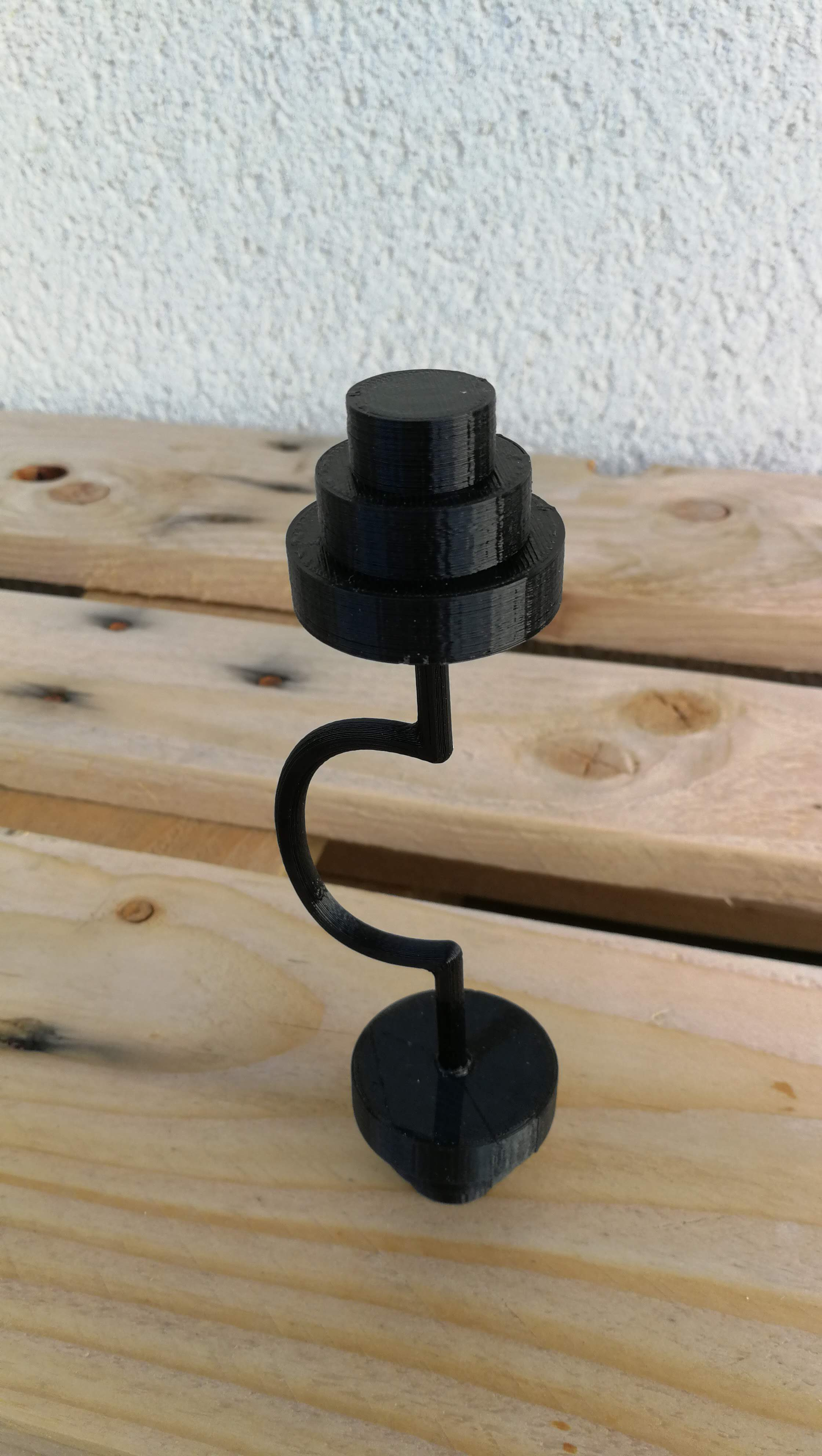 IMG_20180909_194838.jpg Download free STL file Zizi Dumbbell / Dumbbell Zizi Dumbbell • 3D printing template, Aneton3D
