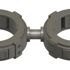Télécharger fichier imprimante 3D handcuffs star wars, HaarGoran