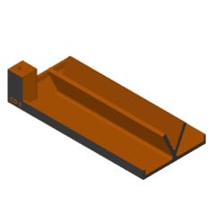 PHOTO TABLE A ROULER.PNG Télécharger fichier STL TABLE A ROULER • Modèle imprimable en 3D, corentinlorivel
