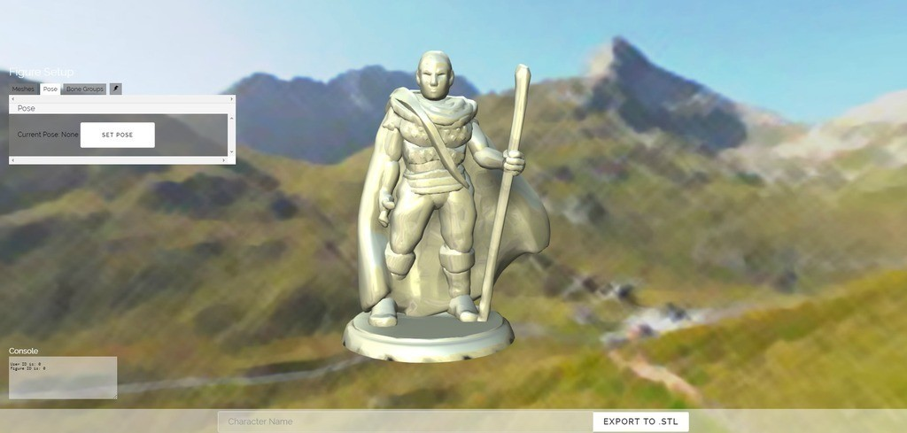 9fd022675fcce5aa89dd5aca440d4f12_display_large.jpg Download free STL file Cloaked Wanderer • 3D printing design, stockto