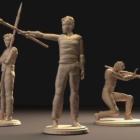 Download free 3D printing models Shepherd Spearman, stockto